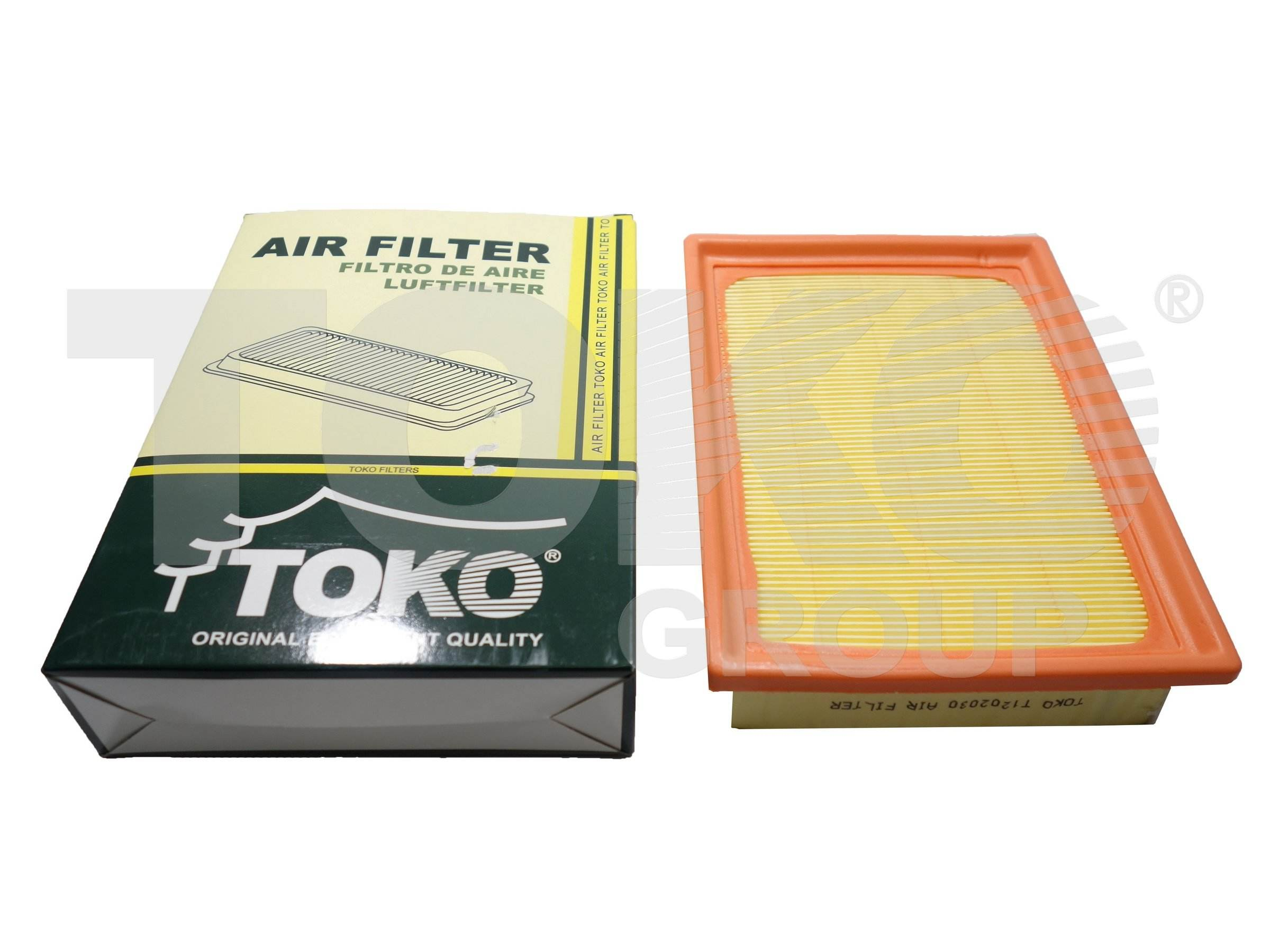 Фильтр воздушный TOKO T1202030 - Фото #1