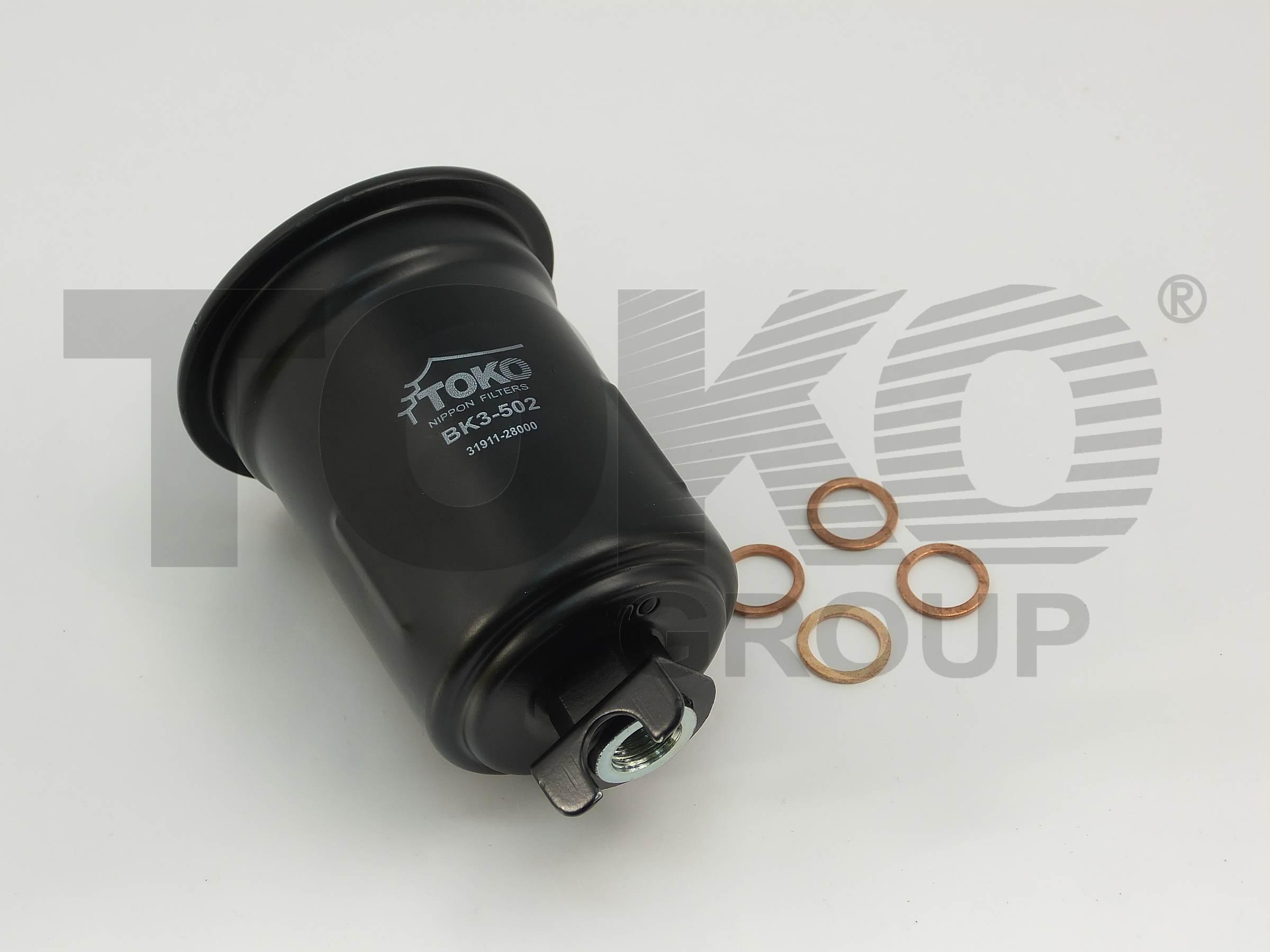 Фильтр топливный TOKO T1303002 - Фото #2