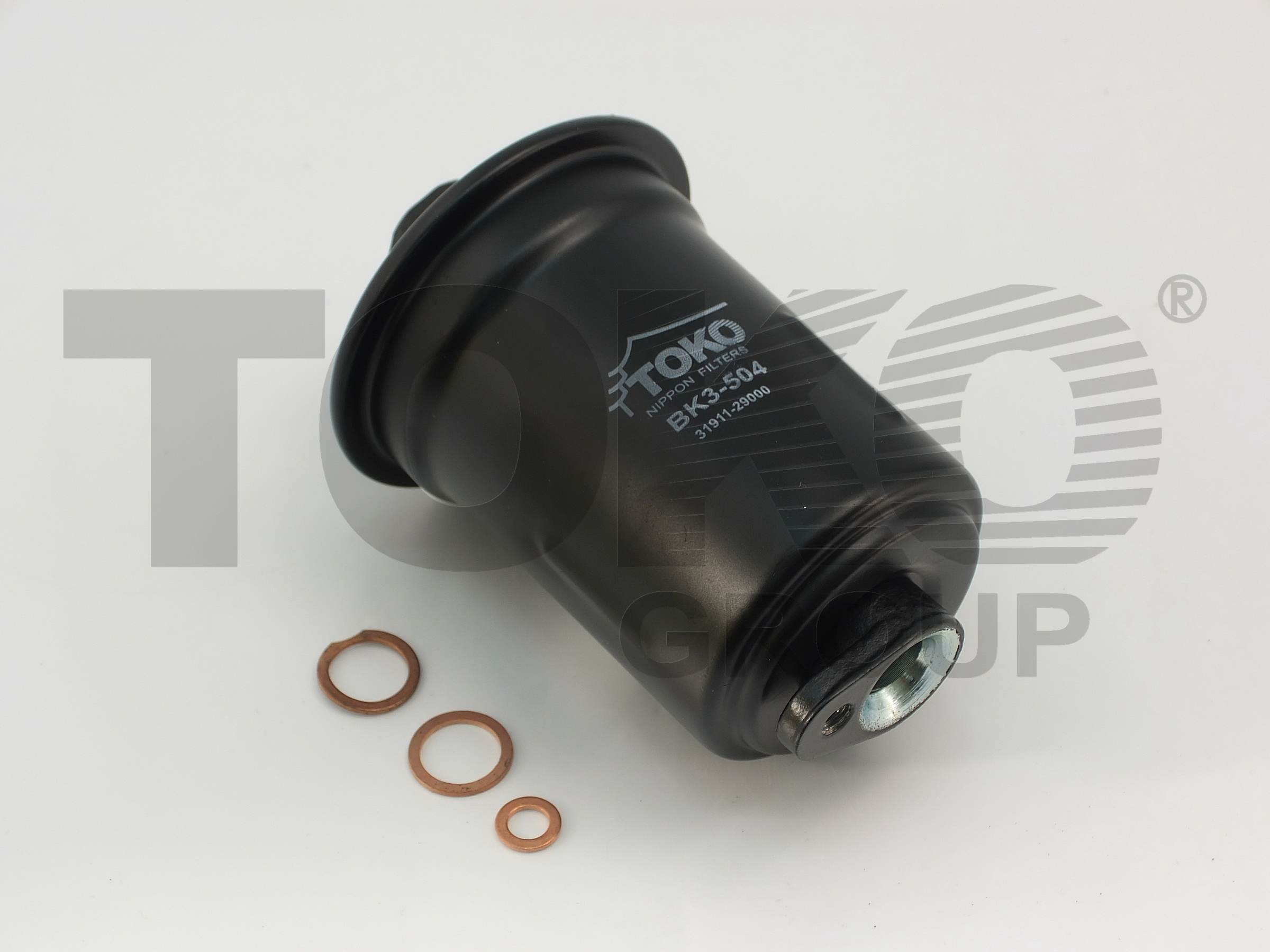 Фильтр топливный TOKO T1303004 - Фото #2