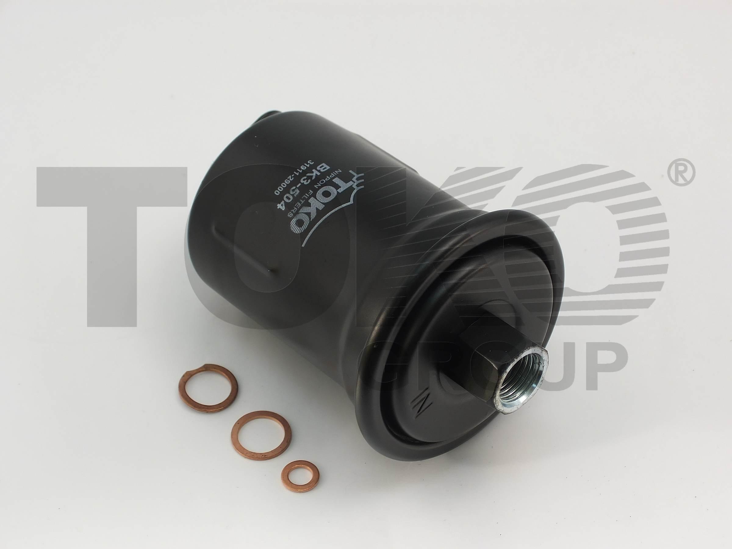Фильтр топливный TOKO T1303004 - Фото #3