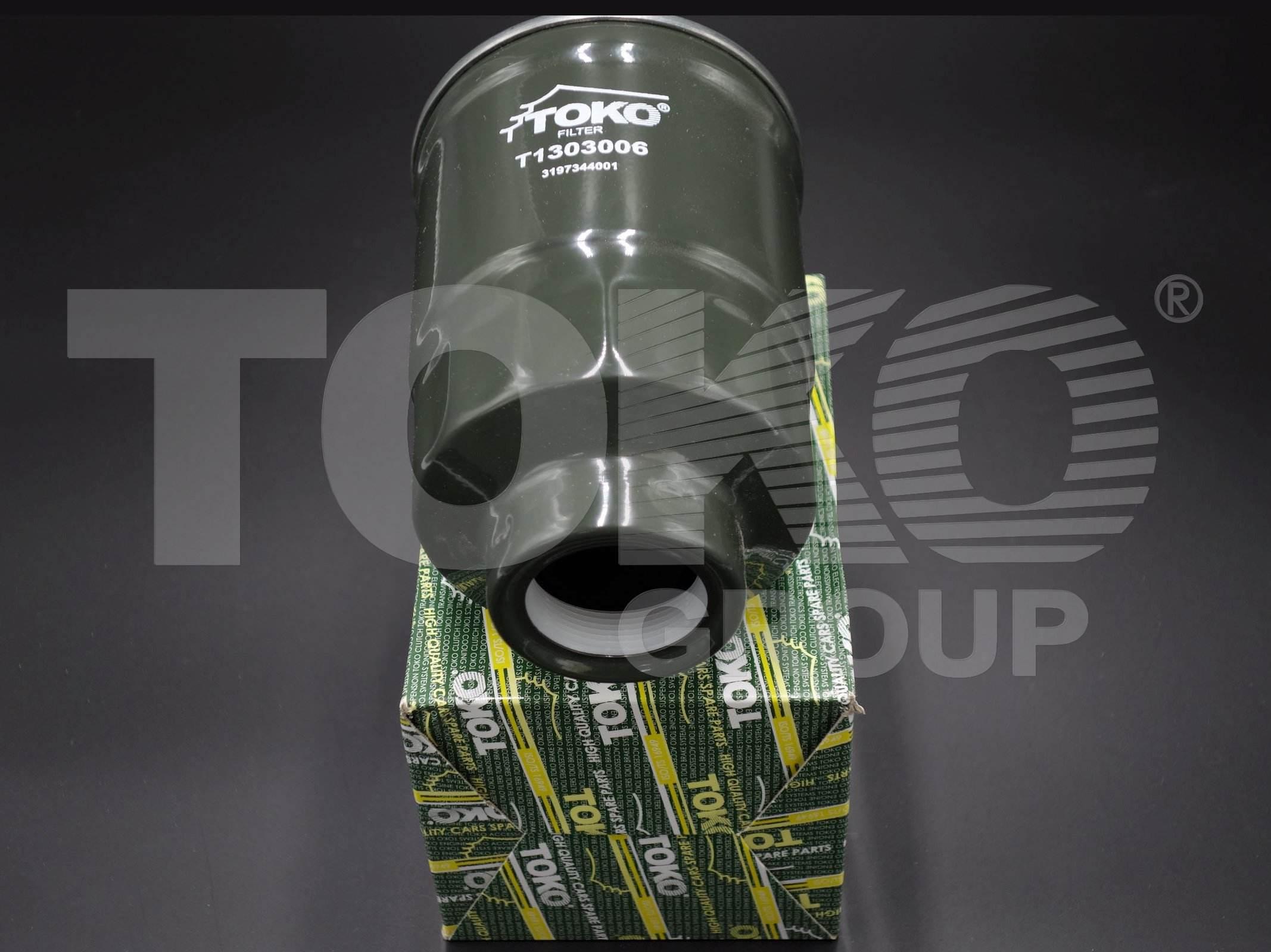 Фильтр топливный TOKO T1303006 - Фото #1