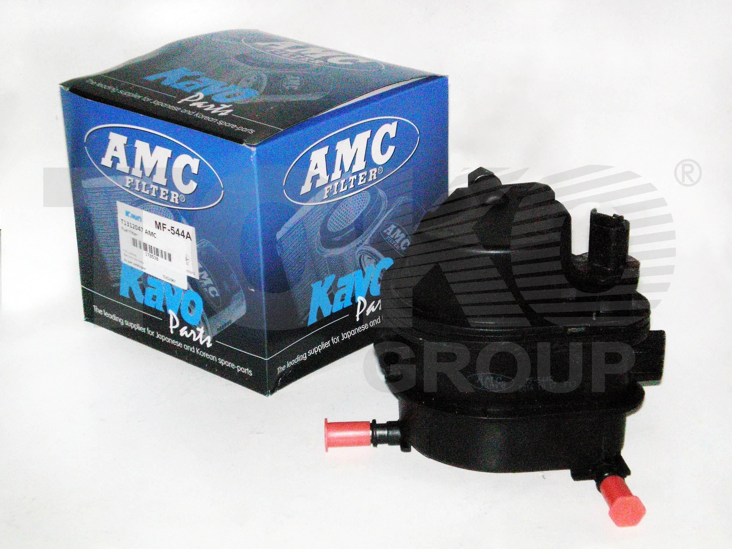 Фильтр топливный AMC Filter MF-544A - Фото #1