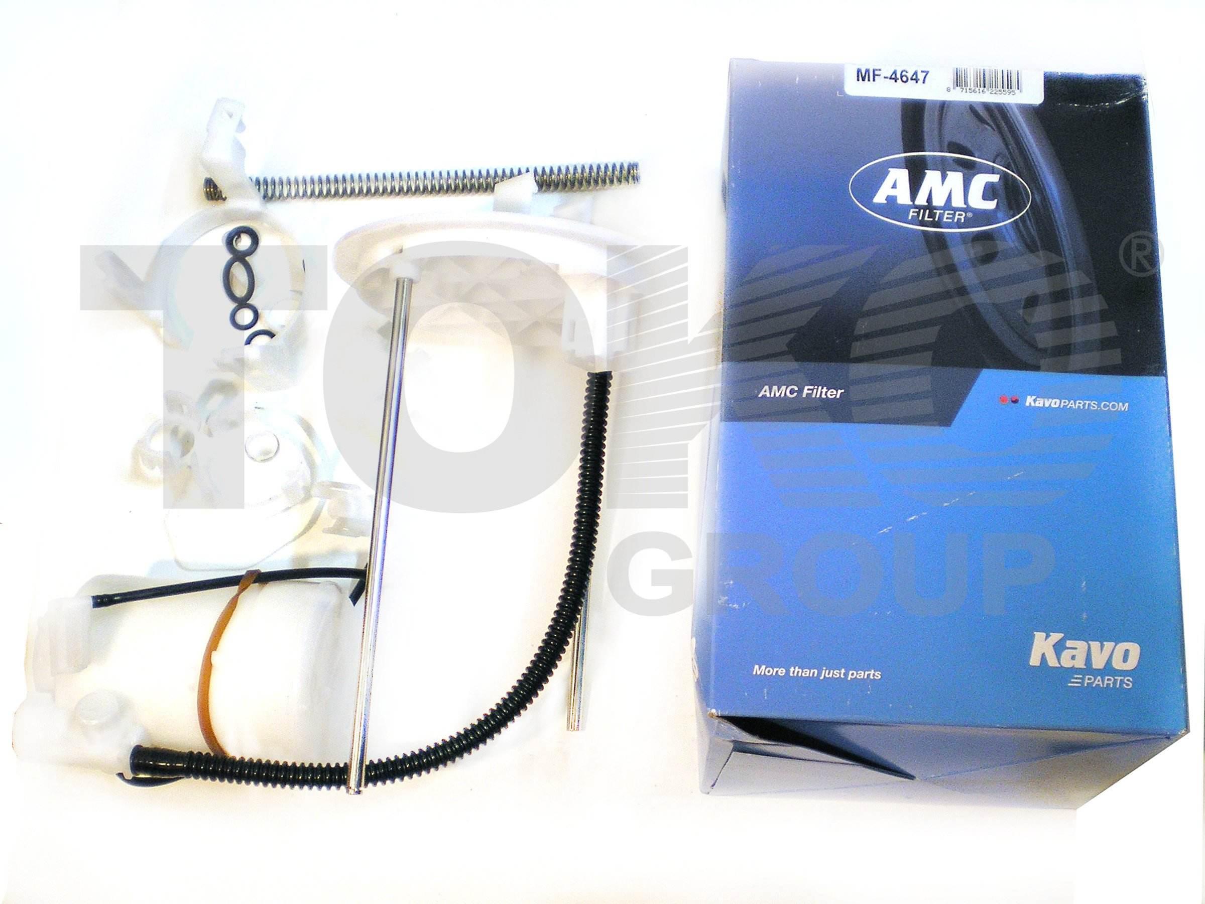 Фильтр топлива {погружной} AMC Filter MF-4647 - Фото #1