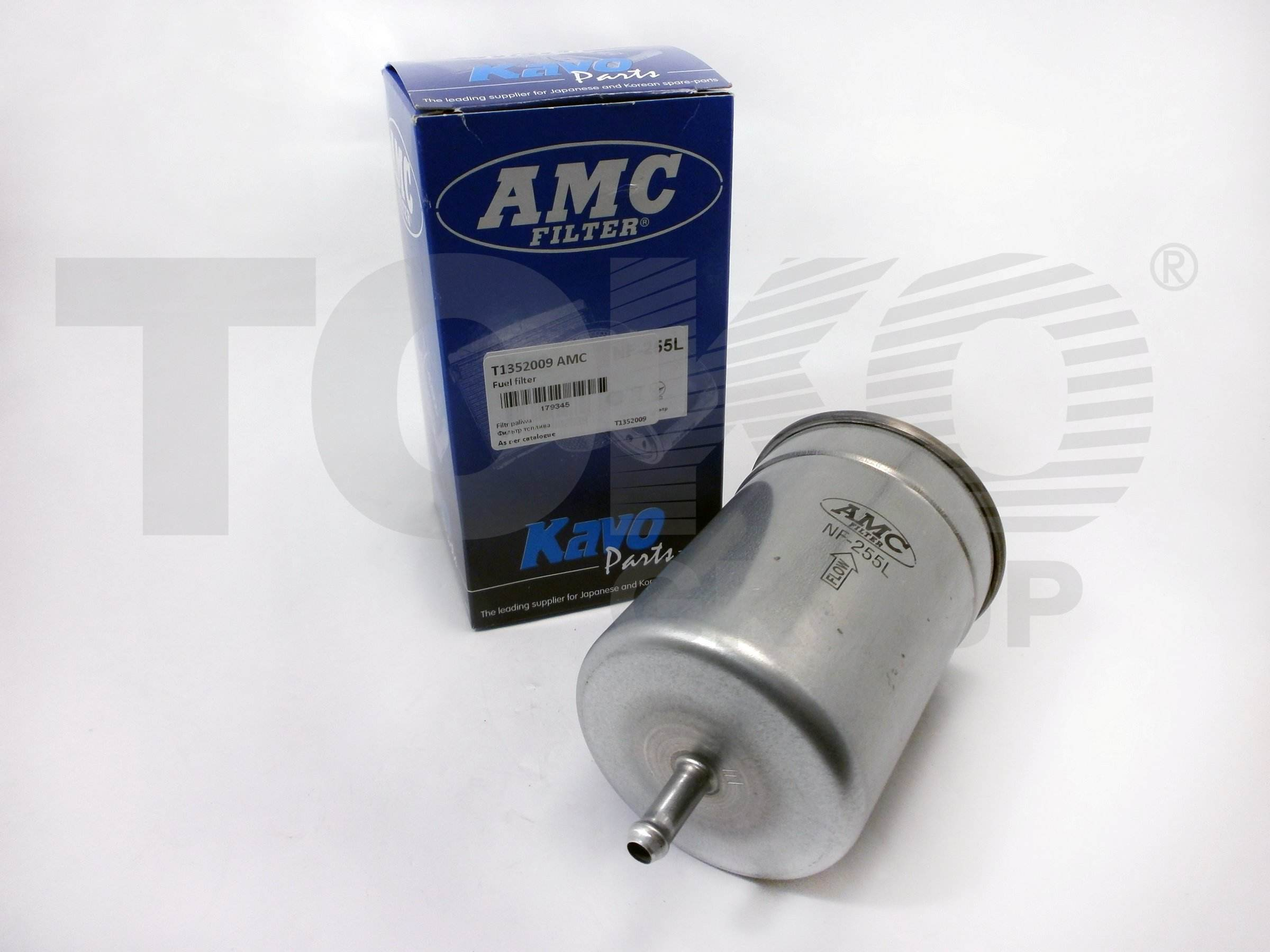 Фильтр топливный AMC Filter NF-255L - Фото #1