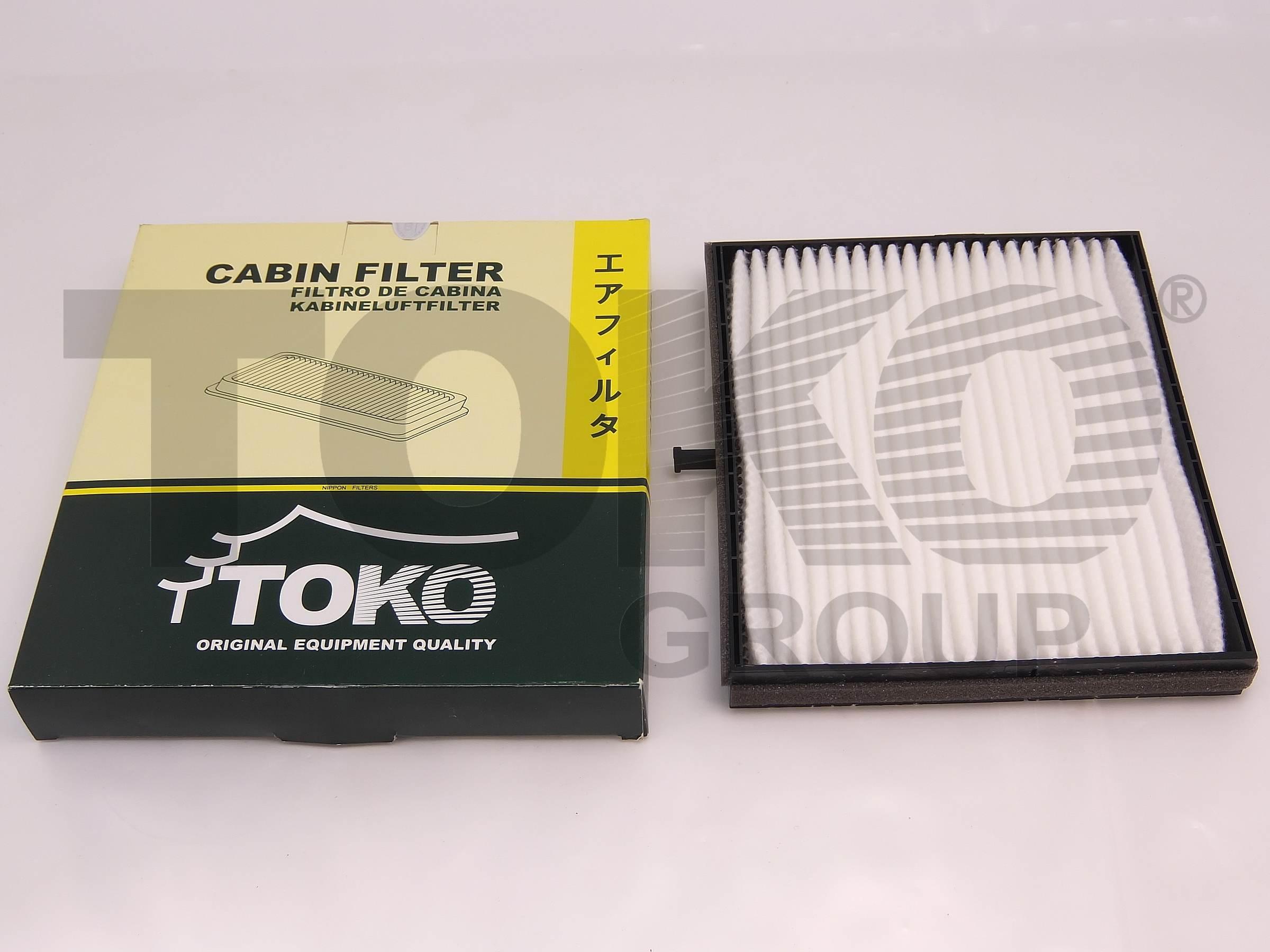 Фильтр кондиционера {нейлоновая сетка} TOKO T1401006 - Фото #1