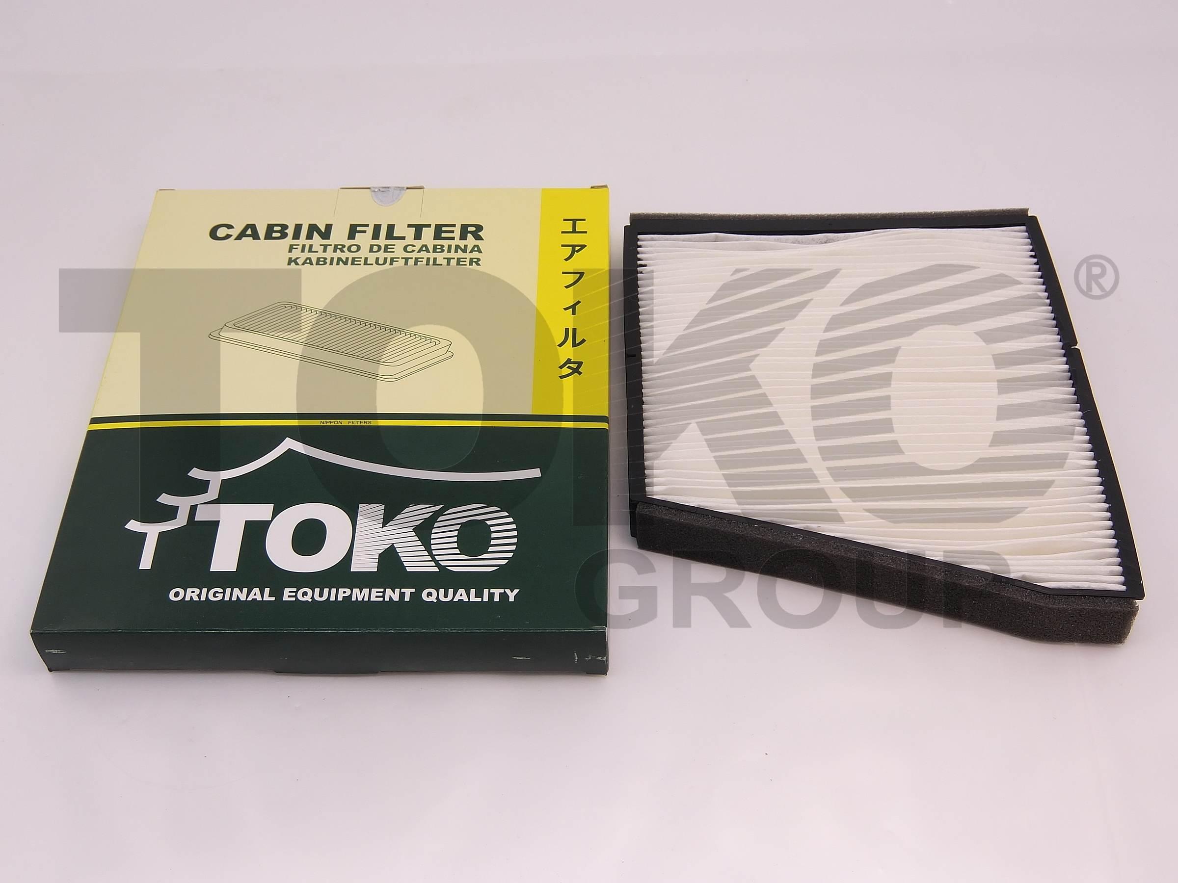 Фильтр кондиционера TOKO T1402001 - Фото #1
