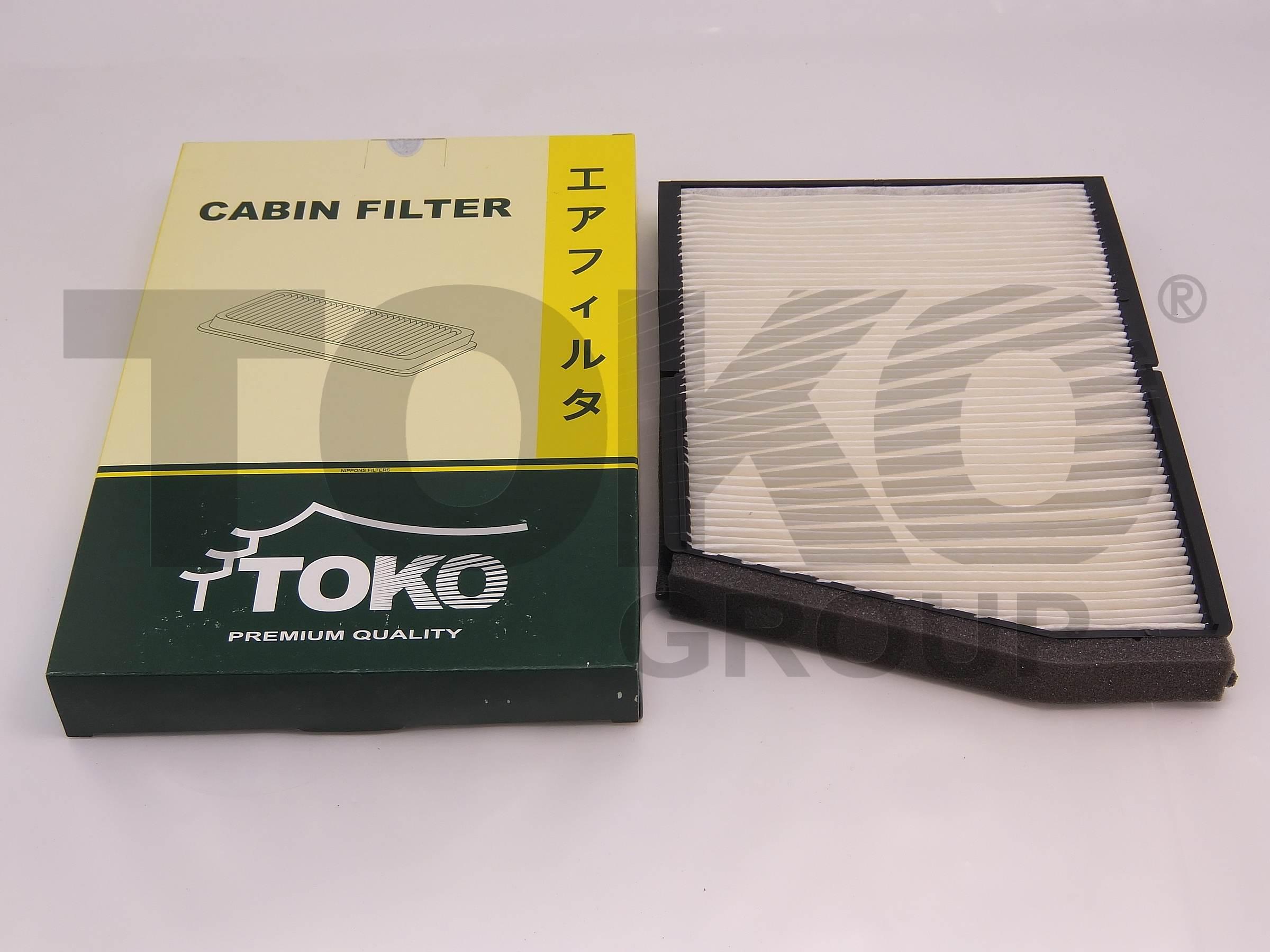 Фильтр кондиционера TOKO T1402002 - Фото #1