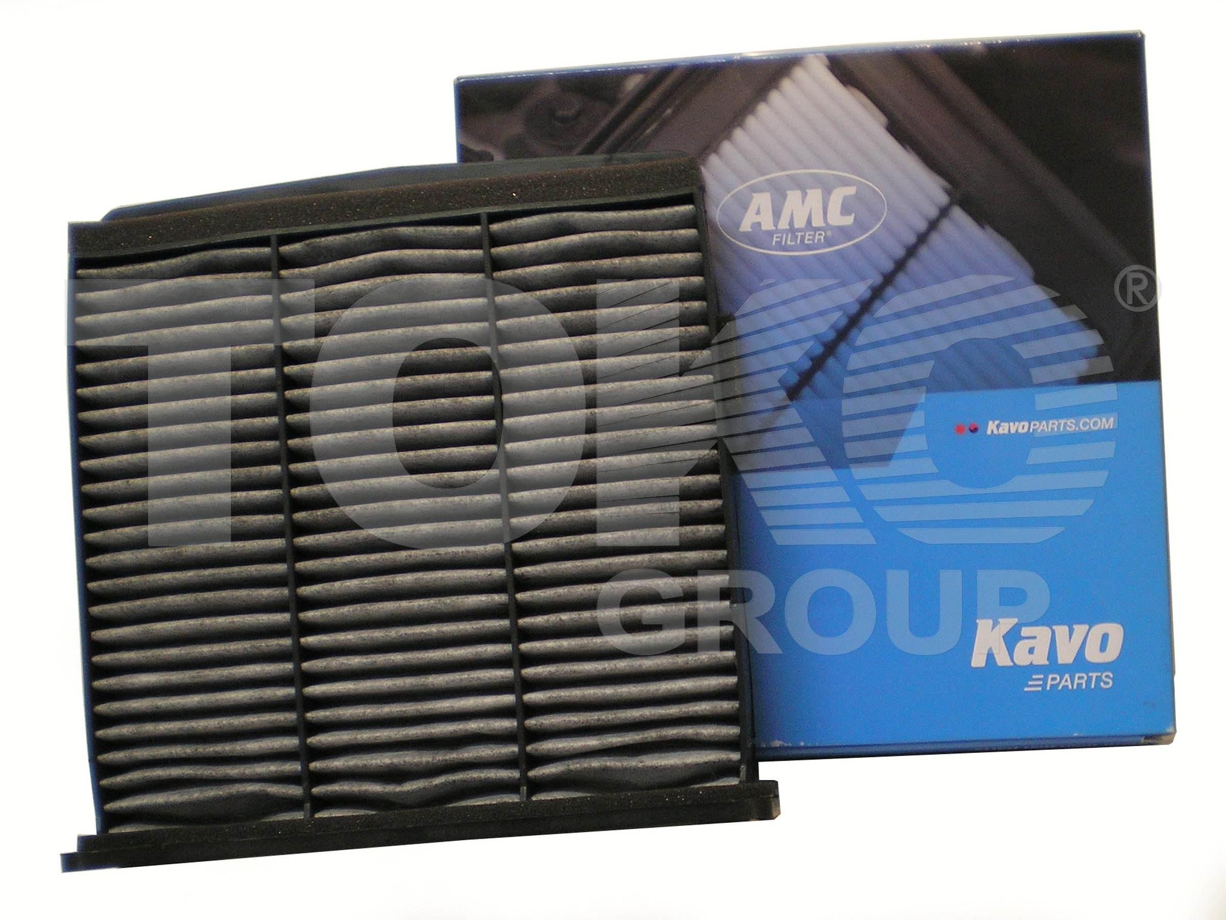 Фильтр кондиционера {угольный} AMC Filter MC-4015C - Фото #1