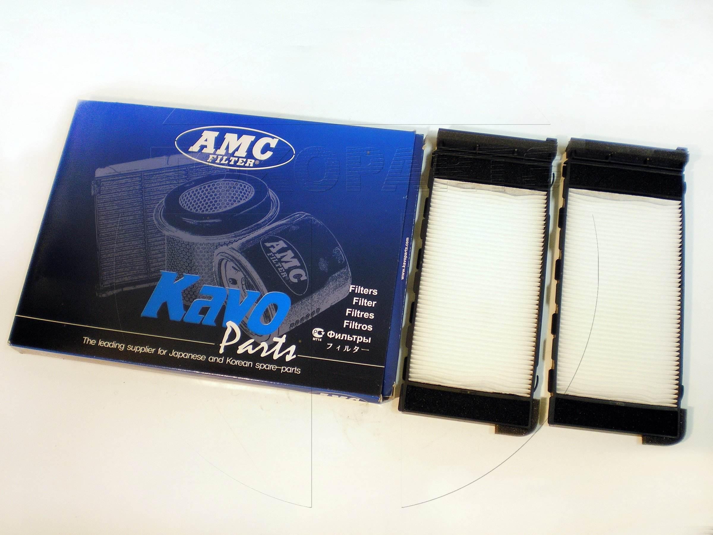 Фильтр салона AMC Filter NC-2001 - Фото #1