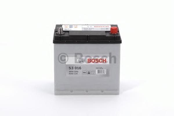 Стартерная аккумуляторная батарея BOSCH 0 092 S30 160 - Фото #3