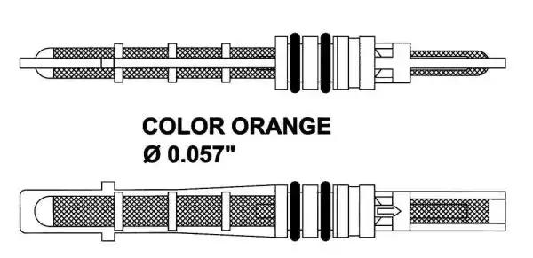 Расширительный клапан, кондиционер NRF 38209 - Фото #1