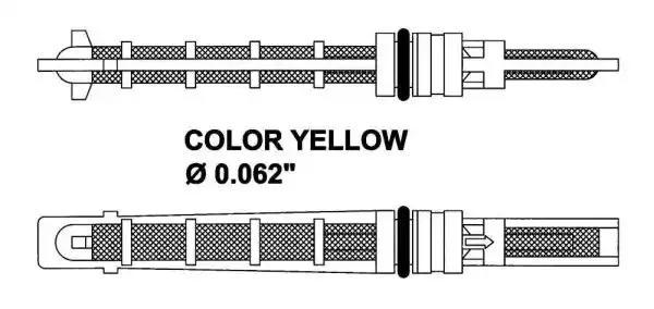 Расширительный клапан, кондиционер NRF 38212 - Фото #1