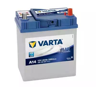 Стартерная аккумуляторная батарея VARTA 5401260333132 - Фото #1