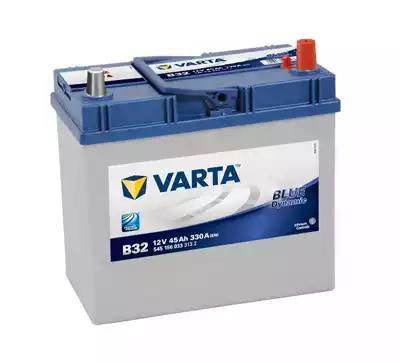 Стартерная аккумуляторная батарея VARTA 5451560333132 - Фото #1