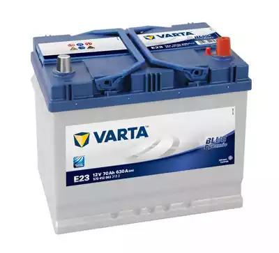 Стартерная аккумуляторная батарея VARTA 5704120633132 - Фото #1
