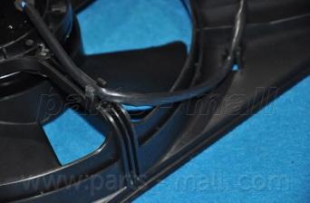 Вентилятор, конденсатор кондиционера PARTS-MALL PXNBC-002 - Фото #3