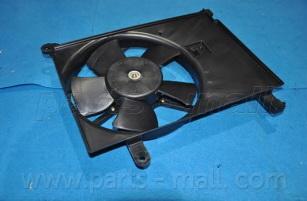 Вентилятор, конденсатор кондиционера PARTS-MALL PXNBC-002 - Фото #5