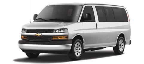 EXPRESS Standard Passenger Van