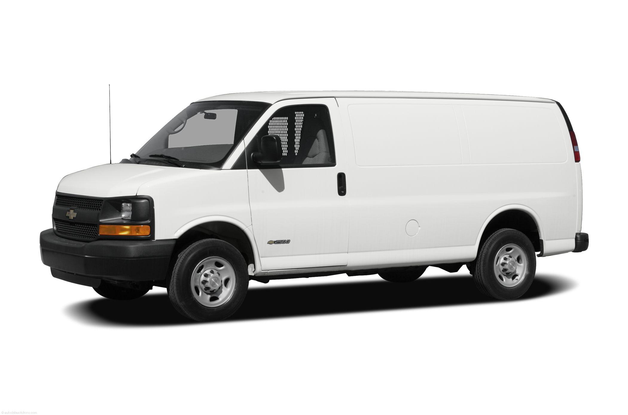 EXPRESS 1500 Standard Cargo Van
