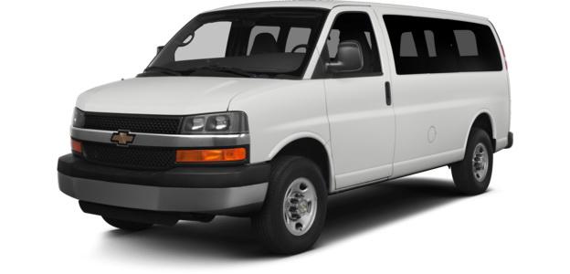EXPRESS 1500 Standard Passenger Van