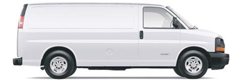 EXPRESS 2500 Extended Cargo Van