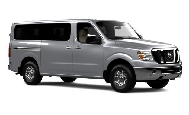 NV 3500 Standard Passenger Van