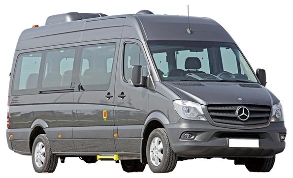 SPRINTER CLASSIC 4,6-t Bus (909)