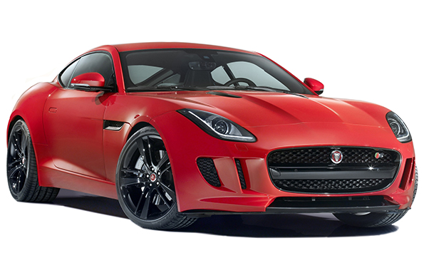 F-TYPE Coupe