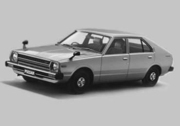 CHERRY II Hatchback (N10)