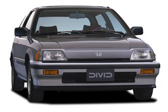 CIVIC III Hatchback (AL, AJ, AG, AH)