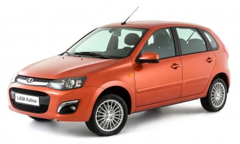 KALINA Hatchback (2192)