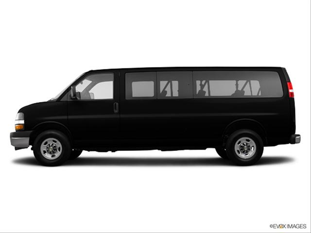 EXPRESS 2500 Extended Passenger Van