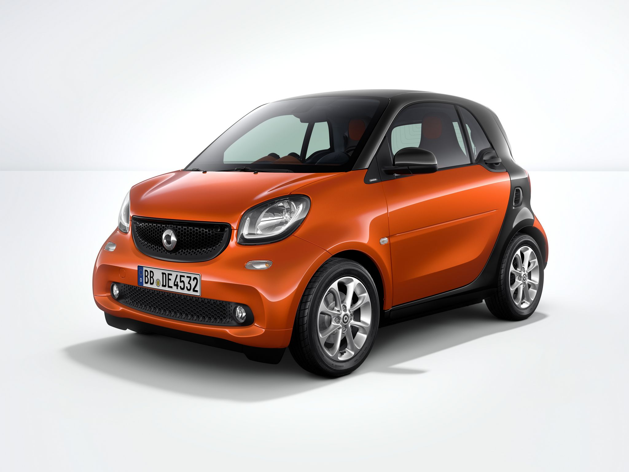 FORTWO Coupe (453)