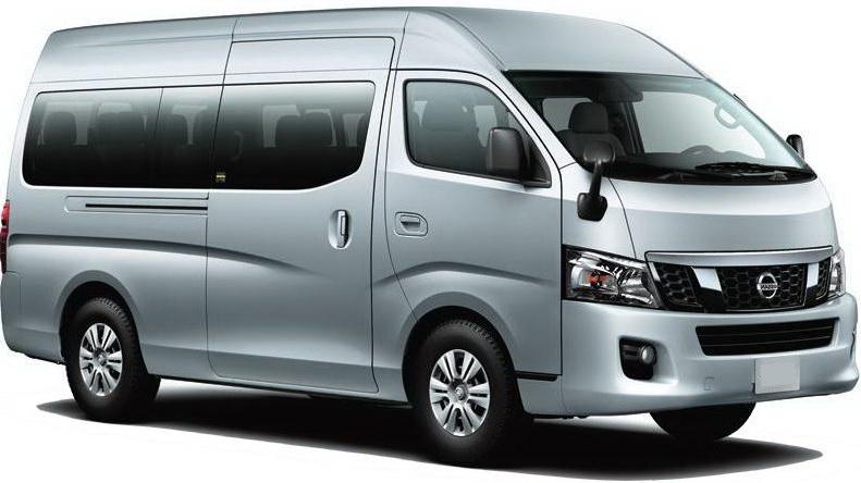 NV350 Bus