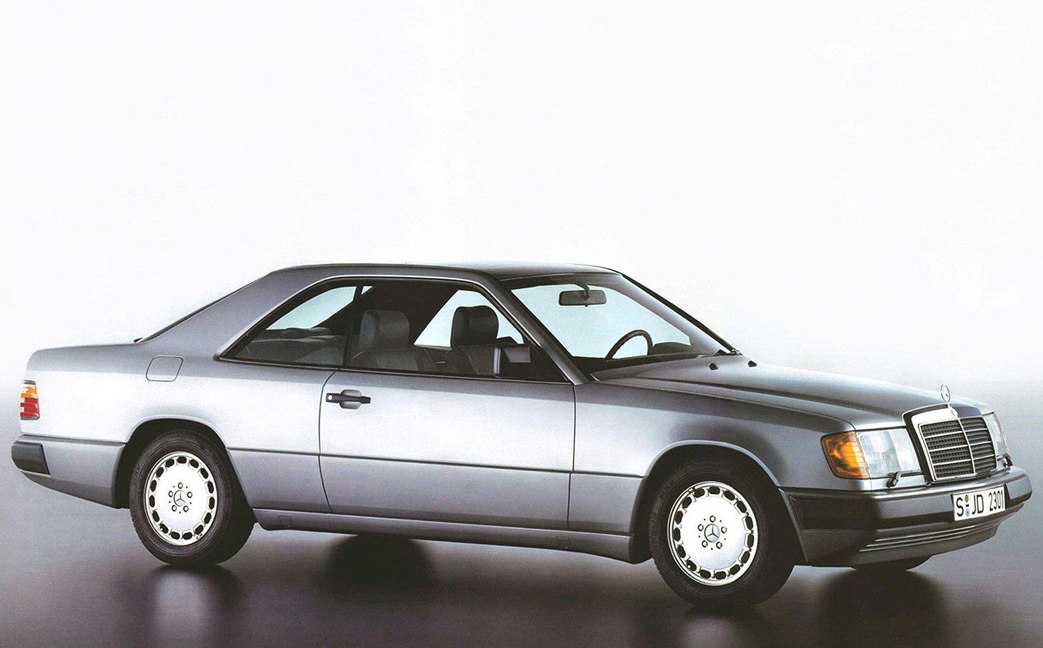 E-CLASS Coupe (C124)