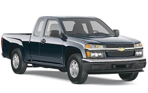 COLORADO Extended Cab Pickup (US)