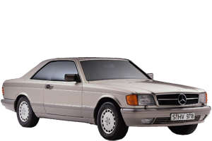 S-CLASS Coupe (C126)