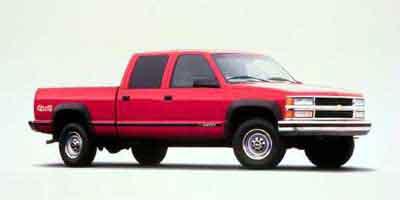 SILVERADO 3500 Crew Cab Pickup (US)