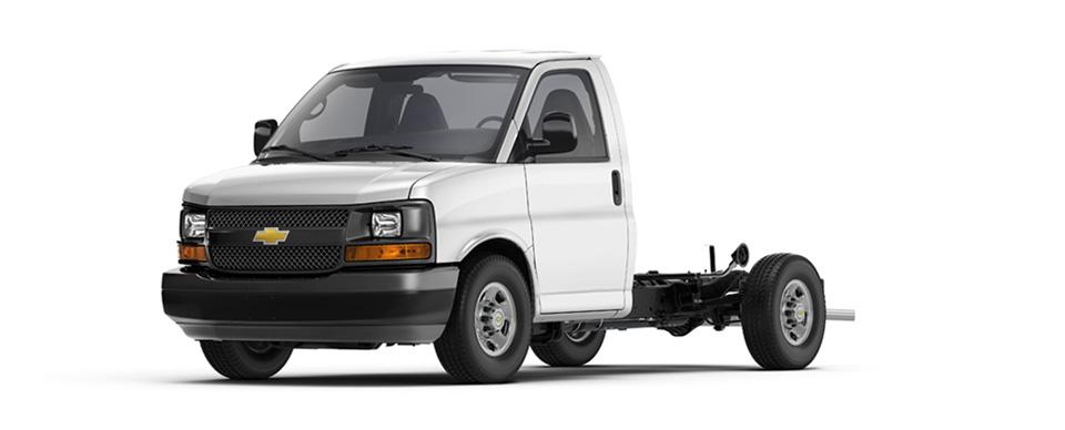 EXPRESS 3500 Cutaway Van (US)