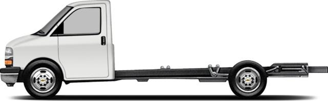 EXPRESS 4500 Cutaway Van (US)