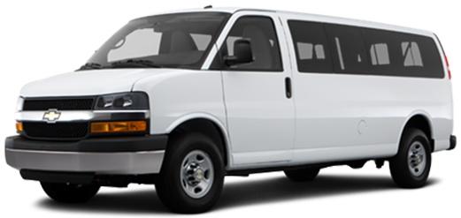 EXPRESS 2500 Standard Passenger Van (US)