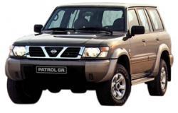 PATROL GR II Wagon (Y61)