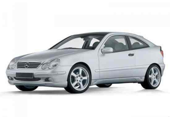 C-CLASS Coupe (CL203)