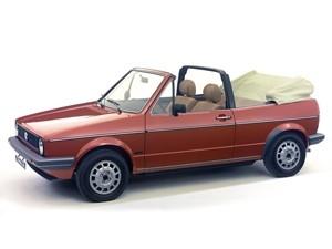 GOLF I Cabriolet (155)