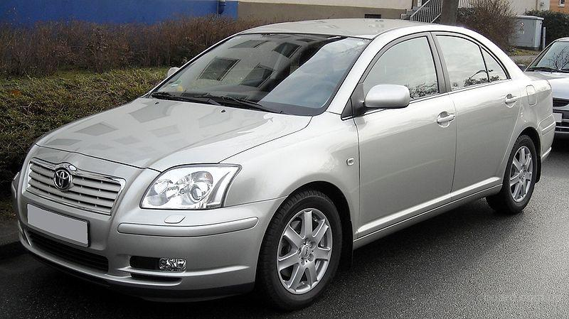 AVENSIS Saloon (T25)