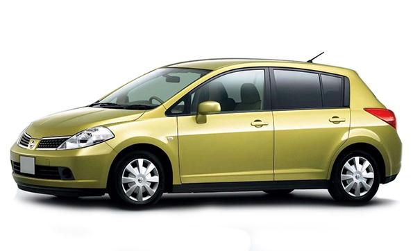 TIIDA Hatchback (C11X)