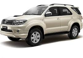 FORTUNER Closed Off-Road Vehicle (TGN6_, KUN6_, GGN6_, TGN5_