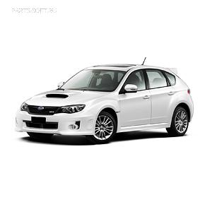 IMPREZA Hatchback (GR, GH, G3)