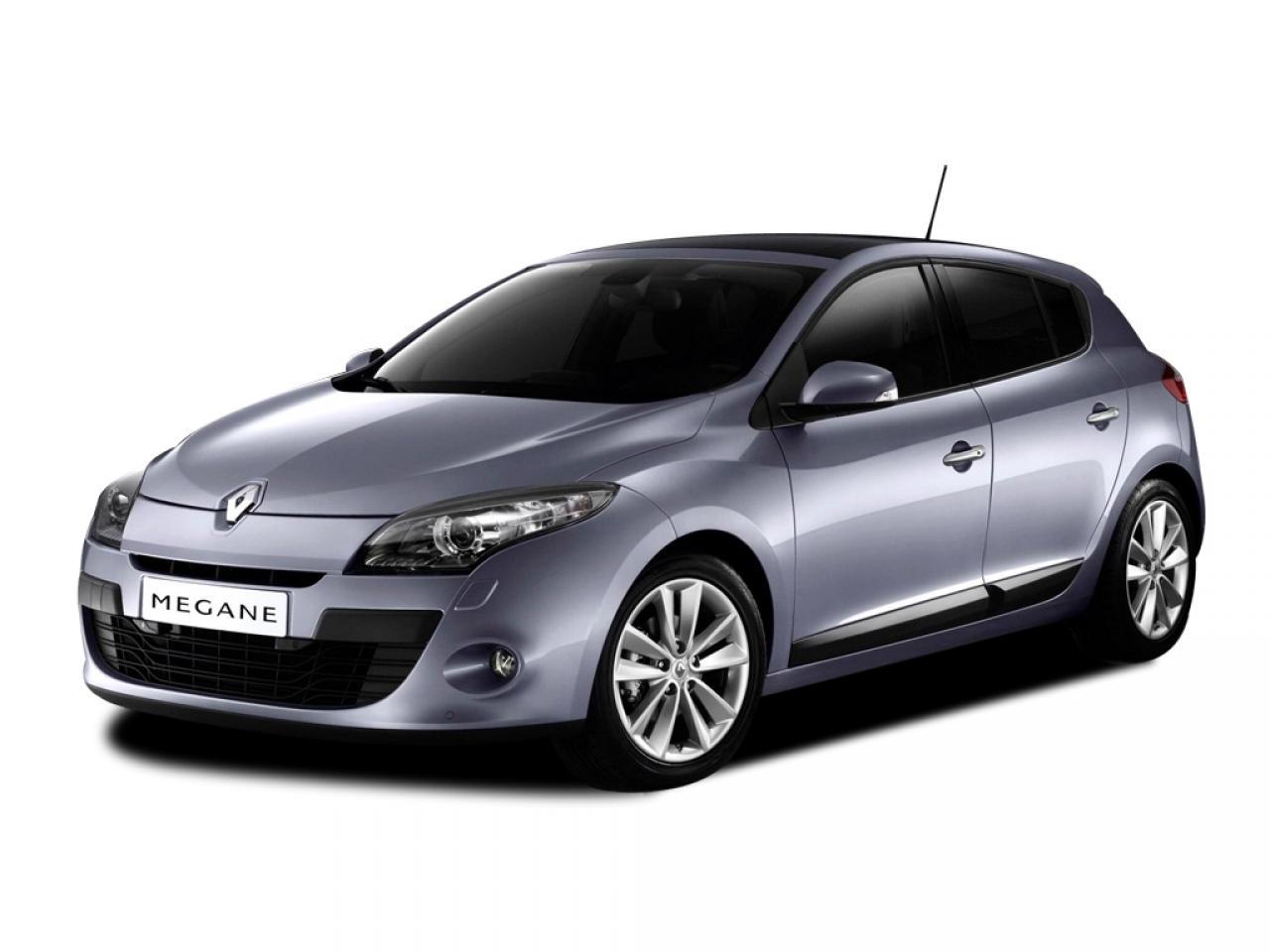 MEGANE III Coupe (DZ0/1_)