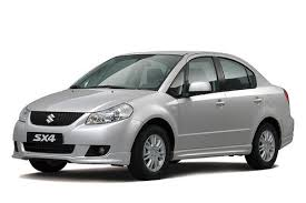 SX4 Saloon (GY)